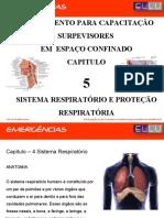 Nr 33 Supervisor Espaço Confinado_sistema Respiratorio