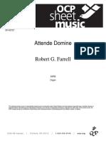 Attende_Domine