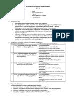 RPP Bahasa Indonesia Kelas VII Bab VIII