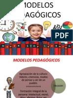 modeos pedagógicos