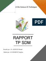 TP Propriétés Des Matériaux Filière Ingénieur Rapport
