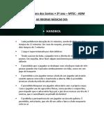 Regras Básicas Basquetebol & Handbol