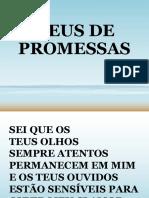 Deus de Promessas