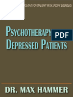 Psychotherapy With Depressed Patients