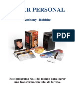 Anthony Robbins - Poder Personal