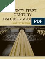 21 century of Psycolinguistics