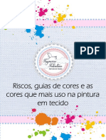 Ebook - Taynara Tolentino - Riscos, Guia de Cores e as Cores que mais uso