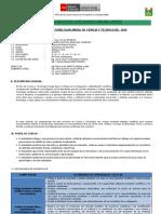 programa anual CT-5°-2019