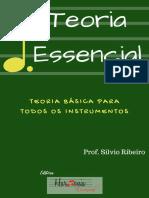 eBook teoria Essencial - Silvio Ribeiro