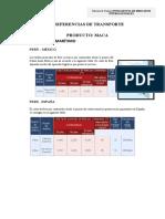 CASO SELECCIÓN DE MATRIZ DE MERCADO INTERNACIONAL