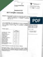 2008-11-24 Determina Modifica to Per Numero Squadre e Cittadinanza