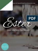 Guía de Estudio Ester