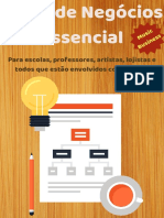 eBook Plano de negócios - Silvio Ribeiro