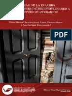 Biblioterapia y Estudios Literarias