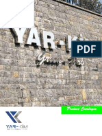 YARKIM English Products Catalogue