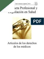 Articulos de los medicos