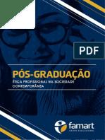 ÉTICA PROFISSIONAL NA SOCIEDADE CONTEMPORÂNEA