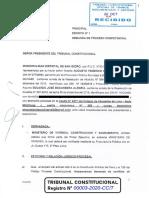 Demanda Expediente 3 2020 CC TC
