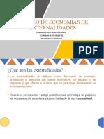 MODELO DE ECONOMÍAS DE EXTERNALIDADES