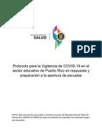 Protocolo Escuelas PR 20210219