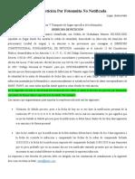 Modelo-Derecho-De-Petición-Por-Fotomulta-No-Notificada
