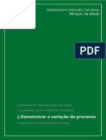 Apostila_MEDIR 3. Demonstrar a Variação Do Processo
