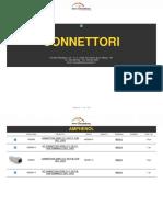 MESConnettori Catalogo CONNETTORI Ita