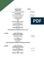 Tarea 2 Contabilidad Gerencial Excel