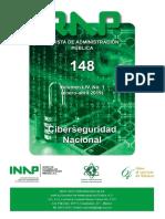 Ciberseguridad de Estado 2019