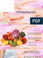 Alimentación, Sexualidad, Vacunas, Drogas en El Embarazo ISELA
