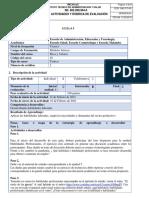 Guía de Actividades y Rúbrica de Evaluación 5 pdf