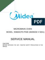 MS2080SC+Sevice+Manual