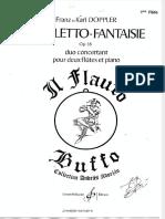 Vdocuments.site Doppler Rigoletto Fantasie for Flute