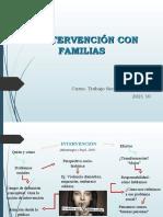 La Intervención Con Familias Sintesis