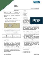 3a Aula_ESTATÍSTICA_Teorema Da Probabilidade Total_C FISCAIS_Lauro