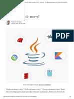 """Por que o Java não morre_. """"Kotlin vai matar o Java."""" """"Scala vai… _ by Raphael Amoedo _ OLX Brasil Tech _ Medium"""