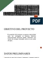 Central hidroeléctrica carhuaquero -Victor Manuel Reategui Lavado
