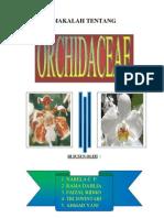 makalah morfologi tumbuhan keluarga orchidaceae