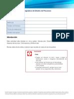 Diseño de procesos_Actividad Integradora