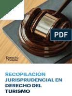 Recopilación jurisprudencial en derecho del turismo