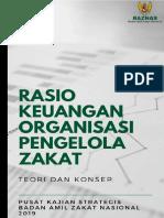 Rasio Keuangan Organisasi Pengelola Zakat