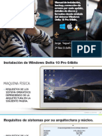 Manual de Instalación, Backups y Soluciones Informáticas de Windows
