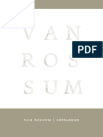 Van Rossum Catalogue 2019 601c1b40ee99d