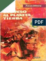 Regreso Al Planeta Tierra - Franco D--alessio