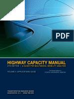 Chapter 27 - Freeway Weaving Supplemental - 601