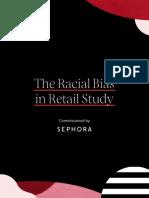 Sephora racial bias study