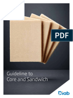 Diab Guideline to Core and Sandwich
