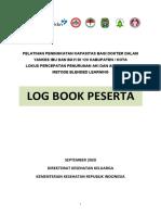 Logbook Peserta Sesi OJT Maternal Blended Learning