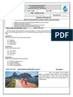 Teste-Inglês-6º-Ano-EF
