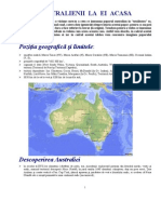 AUSTRALIA - referat, 28.05.2008